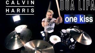 download musica Calvin Harris Dua Lipa - One Kiss Drum Re