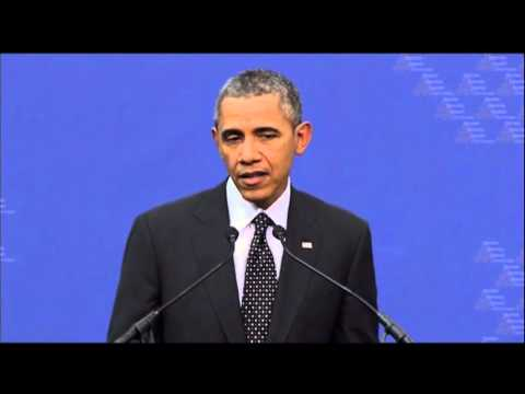 Obama to Putin: More Ukraine Movement Bad Choice