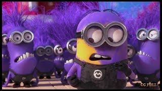 Fake purple minion  Despicable me 2 (2013) Hd