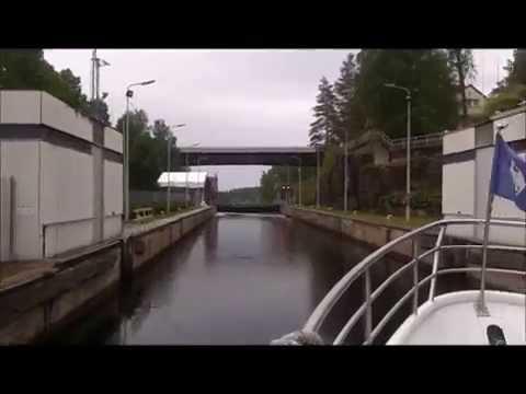 Gateway on Saimaa canal