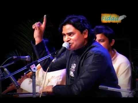 surinder khan live ghazal niyat e shouq