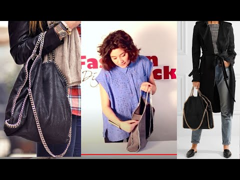 Come fare la borsa Falabella di Stella McCartney: Fashion Attack