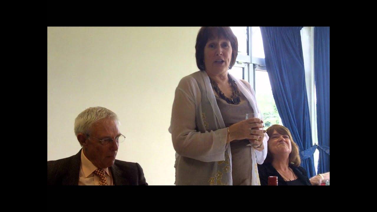 Funny 40th wedding anniversary speech youtube