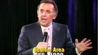 Jerry Lewis MDA Telethon (1987) Norm Crosby