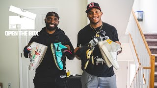 A Preview Inside KANSAS CITY CHIEFS Darron Lee's (The Manimal) Sneaker Collection | Open the Box