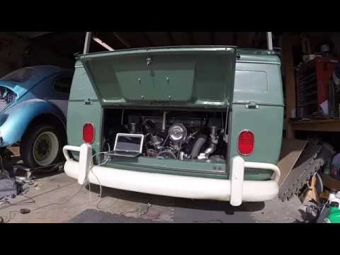Installing EFI in VW 1966 Double Cab : Bus