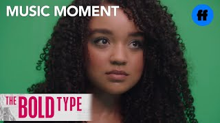 "The Bold Type   Season 1, Episode 10 Music: Krewella-""Fortune (feat. Diskord)""   Freeform"