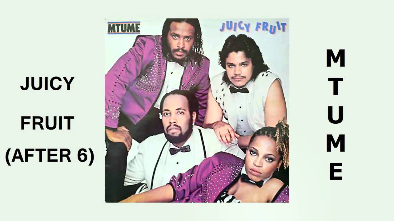 citrus fruits mtume juicy fruit