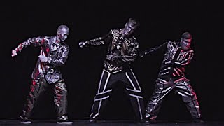 POPPIN JOHN | ROBOTBOYS | BEST DANCE ROUTINE EVER