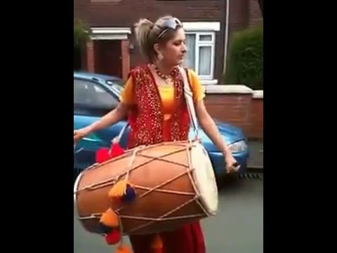 English Song Punjabi Dhol Remix video