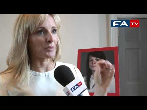 Gabby Logan on the World Cup countdown | FIFA 2011 Women's World Cup