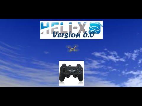 Tutorial HELI-X 6