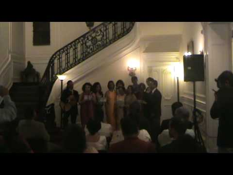 Khasi Song Indian Embassy Washington DC