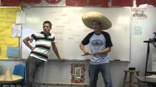 Adam Pratt high school spanish project