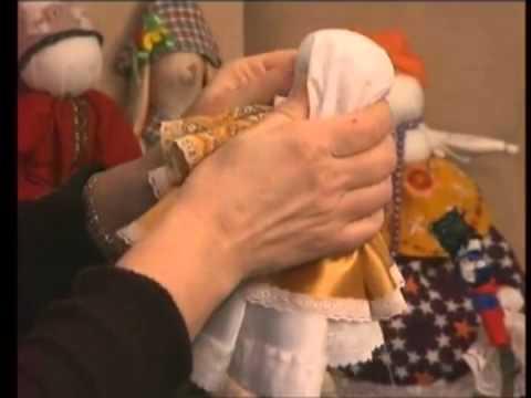 Славянские куклы обреги. Мотанки. смотреть видео онлайн бесплатно в хорошем качестве на white-tube.ru