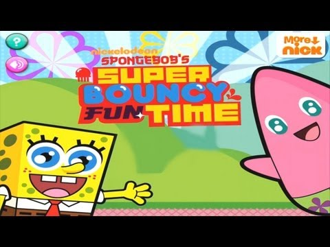 Official SpongeBob's Super Bouncy Fun Time Launch Trailer