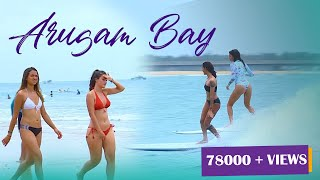 Travel Girl | Arugam Bay | Surfing