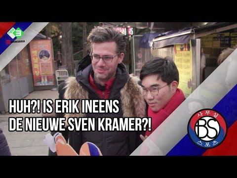 Kan Sven Kramer normaal over straat in Zuid-Korea? - Bureau Korea