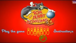 ❤ Tom and Jerry Bowling Cartoons Game ❤ Baby Cartoon Games