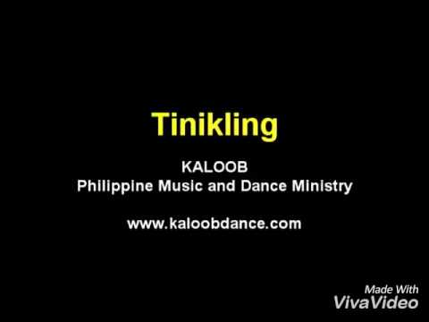 Tinikling (Audio Only) My version