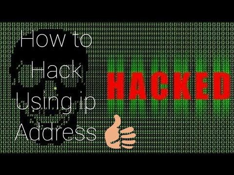 How to Hack a computer in a Network