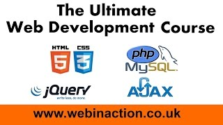 The Ultimate Web Development Course 01-01: Introduction