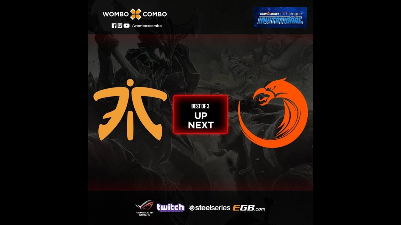 TNC Pro Team vs Fnatic Game 3 (BO3) l Starladder Season 5 SEA Qualifiers