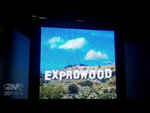 ISE 2015: Expromo Shows CitySign EXP5 SMD-O