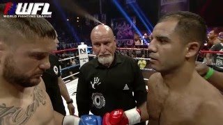 World Fighting League - 3 April 2016 - Backstage Footage - WFL