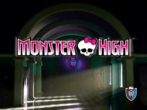 Monster High New 2012 Fright Song Video video