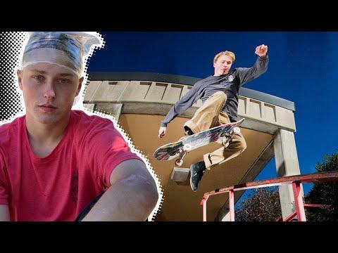 Jake Wooten's First SC Video Part! Timeline Talk | Santa Cruz Skateboards