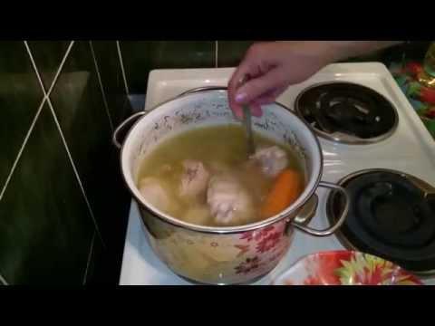 Куриный бульон из курицы с яйцом рецепт как приготовить пошагово вкусно ужин домашние быстро видео