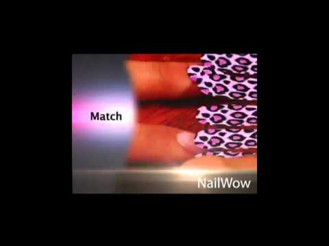 Nailwow Nail Polish Strips#%