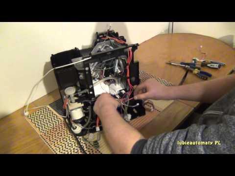 Renowacja ekspresu automatycznego SIEMENS TE706209RW/10