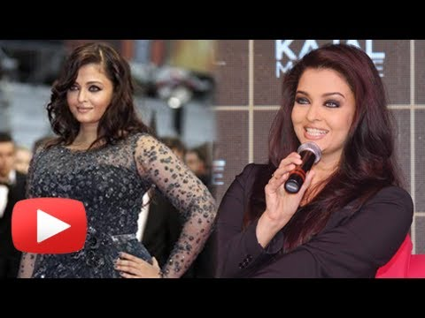 Aishwarya Rai Makes Fun Of Her Own Weight - Must Watch video