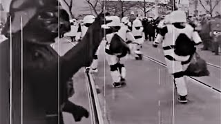 Storm Trooper Dance - ( with Spezial Guest ...Mr. Darth Vader ) ### Star Wars ###