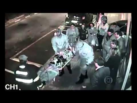 Mulher sofre traumatismo craniano após cotovelada em São Ro