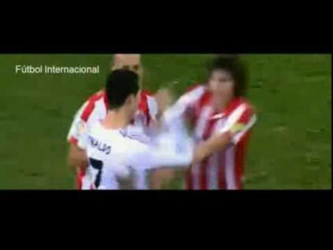 Cristiano Ronaldo Red Card vs Athletic Bilbao ~ Real Madrid 1-1 2-2-2014 HD
