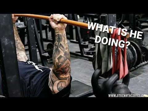 ROAD TO 600 BENCH PRESS | TRY NEW THINGS TO BREAK PLATEAUS - BIG BOY