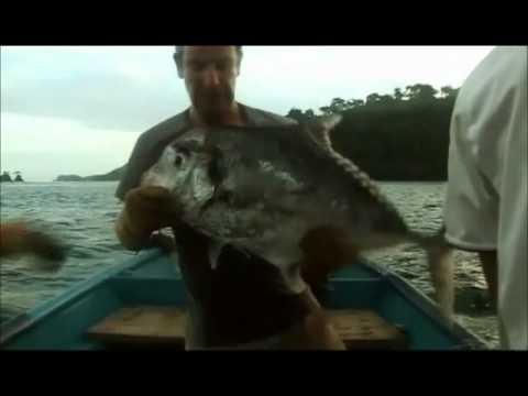 Extreme Fishing with Robson Green- Flamingo, Costa Rica 2
