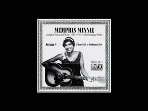 Memphis Minnie - Night Watchman Blues (Take 2) 1949