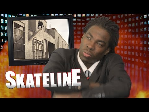 SKATELINE - Grant Taylor, Jaws, Bryan Herman, Ronnie Sandoval, Trevor McClung Pro