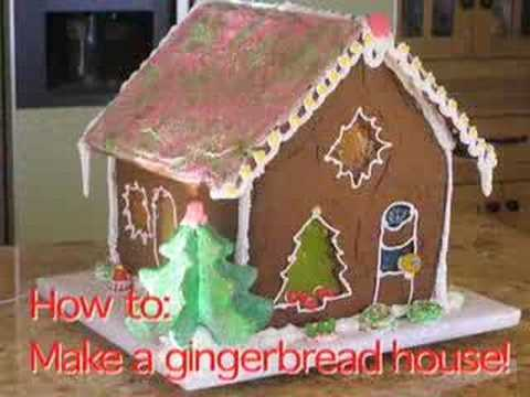 Make a Gingerbread House! - YouTube