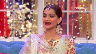 Comedy Nights with Kapil  Salman Khan and Sonam Ka
