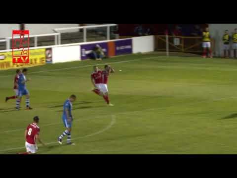 Goal: Kurtis Byrne (1st vs Finn Harps 18/08/20217)
