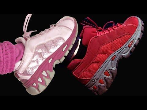 Original Lazytown Stephanie Shoes video