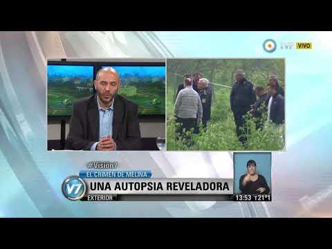 Visión 7 - Caso Melina Romero: Aguardan resultado de la autopsia