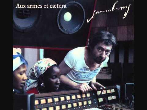 Serge Gainsbourg - Javanaise Remake