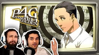 【 PERSONA 4 GOLDEN 】 Plot Train Stops for NO ONE! | BLIND Gameplay Walkthrough | Part 56