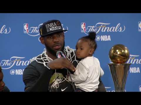 Lebron James Postgame Interview 1 Cavaliers Vs Warriors Game 7